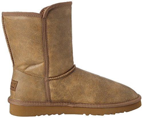 Esprit Uma Boot, Botas Para Mujer Marrón (Rust Brown)