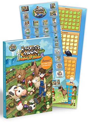 Gallery 20 Light - Harvest Moon: Light of Hope A 20th Anniversary Celebration: Official Collector's Edition Guide