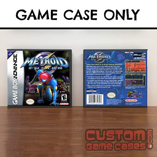 Gameboy Advance Metroid Fusion - - Fusion Advance