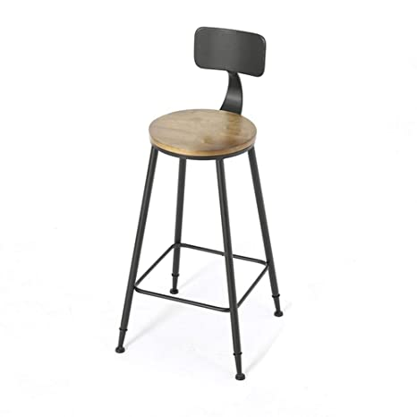 Incredible Amazon Com Jbd Bar Stools Wooden Bar Chairs Breakfast Bralicious Painted Fabric Chair Ideas Braliciousco