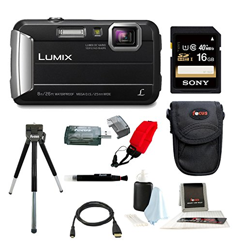 Panasonic Lumix DMC TS30 Digital Camera