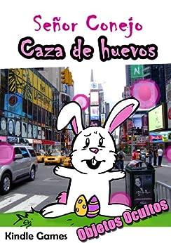 Caza de huevos - Objetos Ocultos (Spanish Edition) - Kindle edition by