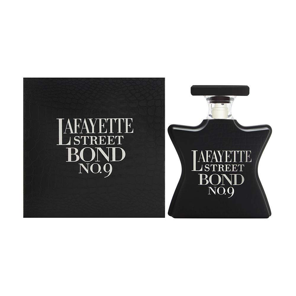 Bond No. 9 Lafayette Street For Unisex Eau de Parfum Spray, 3.4 Ounce (Tester)