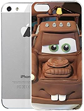 Outstanding Iphone 5 Case Iphone 5S Case Mater Tow Mater Cars Themed Birthday Funny Birthday Cards Online Bapapcheapnameinfo