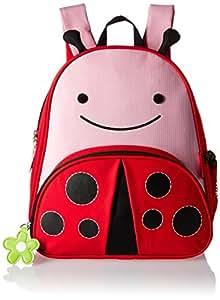 Skip Hop Zoo Little Kid and Toddler Backpack, Hudson Hedgehog