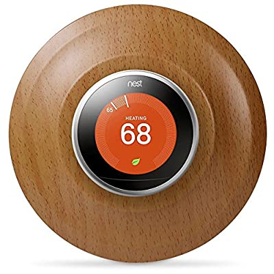 Aobelieve Wall Plate Cover for Nest Learning Thermostat 3rd, 2nd and 1st Generation