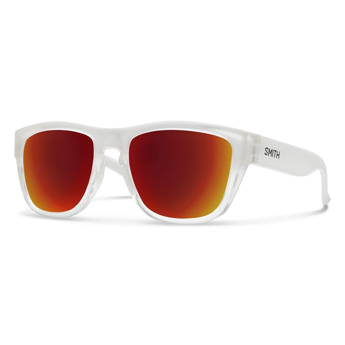 c3dc341fa3bc3 Amazon.com  Smith Optics Clark Sunglasses.Crystal Split  Clothing