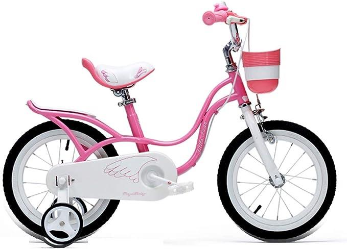 Bicicletas Para Niños Moda para Niños Niños Al Aire Libre Niños Y Niñas De 2-10 Niños Al Aire Libre Los Mejores Regalos para Los Niños: Amazon.es: Juguetes y juegos