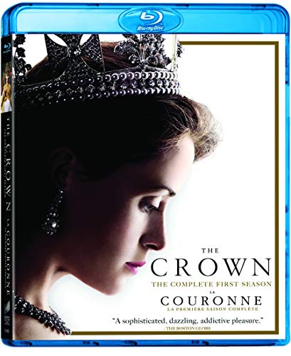 Crown, the – Season 01 [Blu-ray]