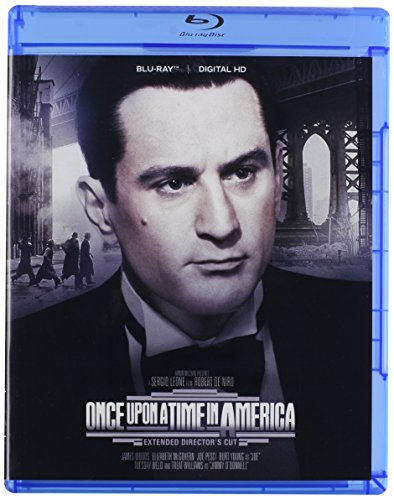 Blu-ray : Once Upon a Time in America (Blu-ray)