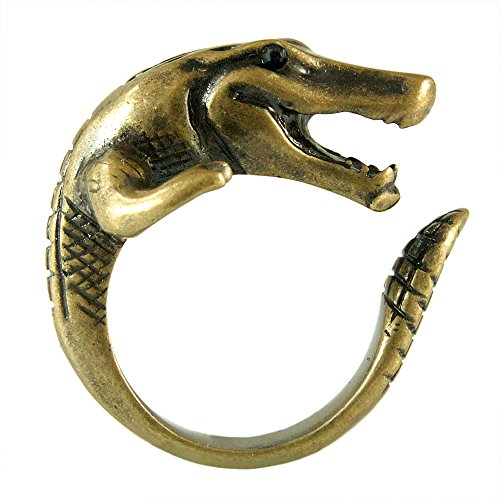 crocodile ring - 4