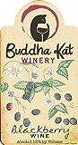 NV Buddha Kat Winery Blackberry Wine 750 mL