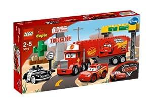 LEGO Duplo Cars 5816 - El viaje con Mack