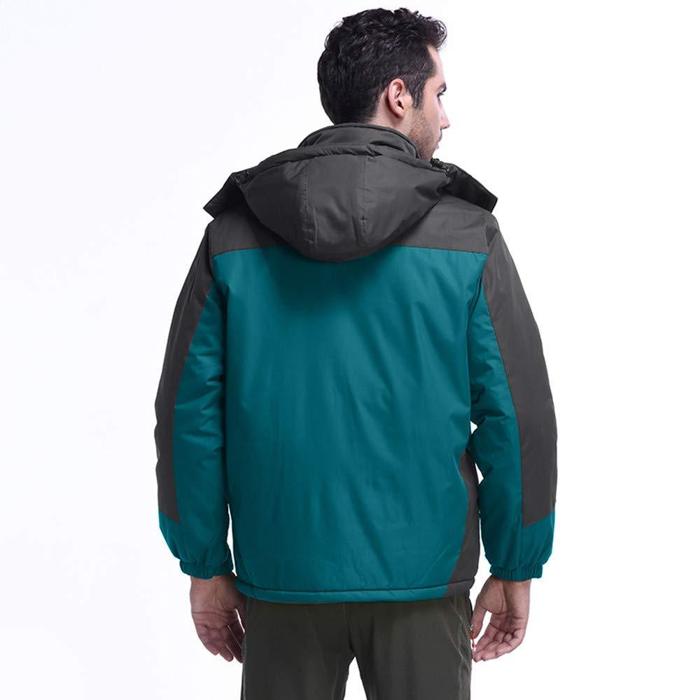 JiaMeng Jacket Invierno para Montaña Cámping Viajes Abrigo de Asalto para Deporte al Aire Libre: Amazon.es: Ropa y accesorios