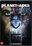 La Planete des Singes : War for Planet of the Apes - Coffret Trilogie