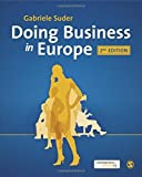img - for Doing Business in Europe by Gabriele Suder (2012-01-24) book / textbook / text book