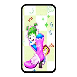 Custom High Heeled Shoes Back Cover Case for iphone 4,4S JN4S-706