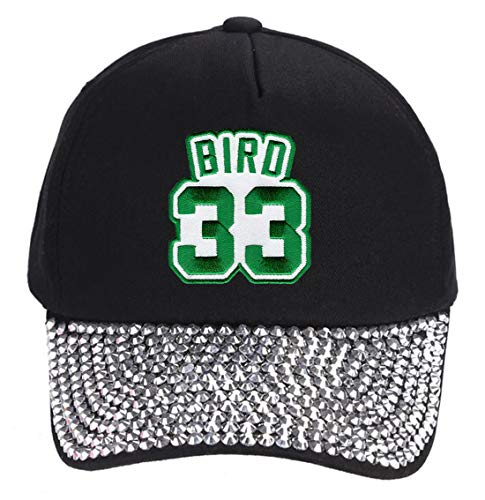 ton Basketball Adjustable Women's Cap (Rhinestone Studded) ()