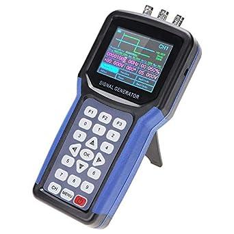 Akozon Digital Signal Generator JDS2062A Handheld 30MHz 2
