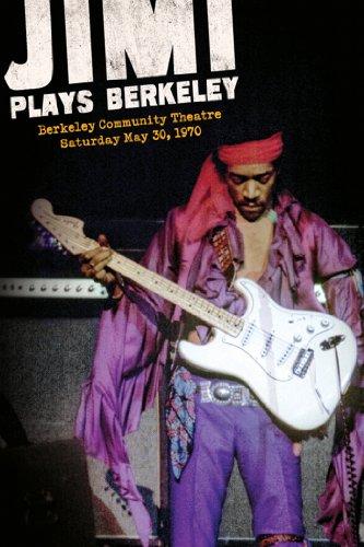 Jimi Hendrix: Jimi Plays Berkeley by