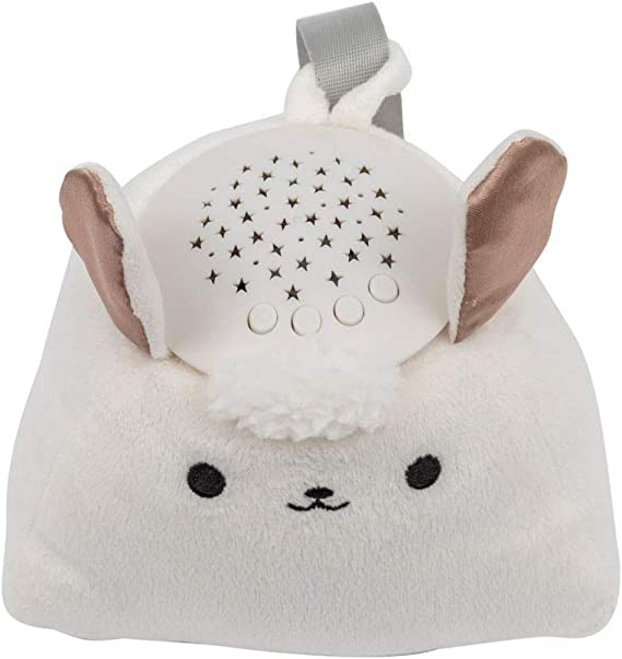Rory The Rabbit Purflo Little Lumies Twinkle Lights Bed Time Soother Projector