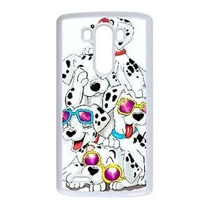 LG G3 Phone Case White 101 Dalmatians The Series Cadpig AU7267073