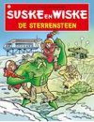 De sterrensteen (Suske en Wiske, Band 302)