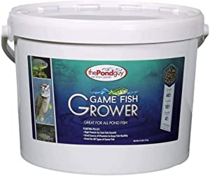 The Pond Guy Game Fish Grower Fish Food