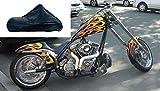 ultra chopper - Ultra large custom bike motorcycle cover up to 124