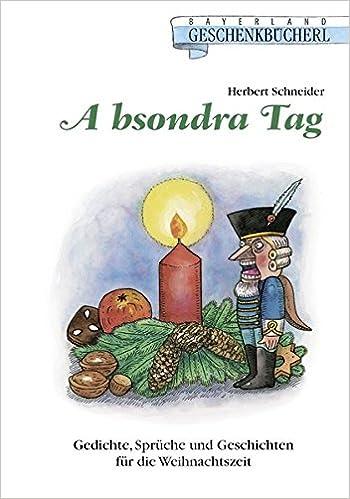 Gedicht advent bayrisch