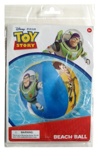 (Disney/Pixar Toy Story Beach Ball by Disney)