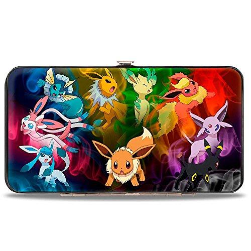 Buckle-Down Hinge Wallet - Pokemon, 7
