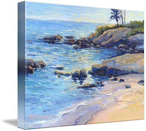 Laguna Air Plein - Imagekind Wall Art Print Entitled September Light by Konnie Kim   10 x 8
