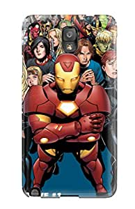 Perfect Fit JVjzCwh4201ySKSQ The Avengers 58 Case For Galaxy - Note 3