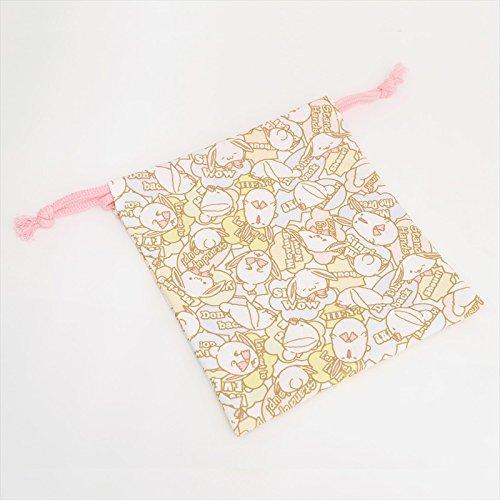 Eyed Irish Seven flour pattern purse From Japan New