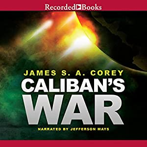 Caliban's War Audiobook