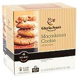 macadamia cookie coffee - 3 Pack Gloria Jean's Coffee Macadamia Cookie Medium Roast Coffee, 0.34 oz, 18 count