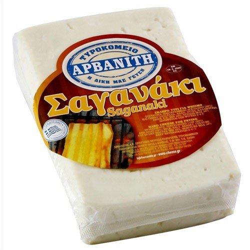 igourmet Saganaki Cheese (7.5 ounce) ()