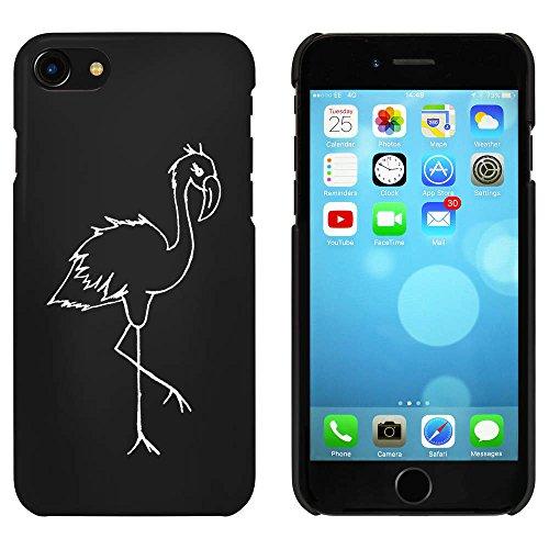 Noir 'Flamenco Hermoso' étui / housse pour iPhone 7 (MC00090072)
