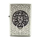 [Zippo] Lion Gate SI Lighter / Genuine Authentic / Original Packing (6 Flints set Free Gift)
