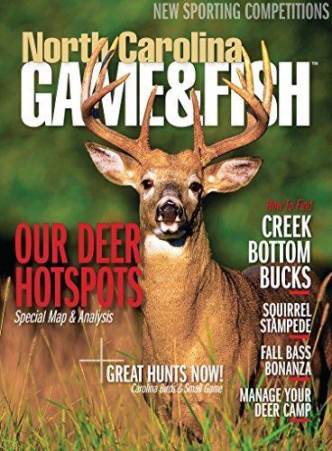 Best Price for North Carolina Game & Fish Magazine Subscription