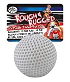 Rough and Rugged Golf Ball with Bell, 2-3/4-Inch, My Pet Supplies