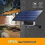 Solar Lights Outdoor, IP65 Waterproof Solar Lights