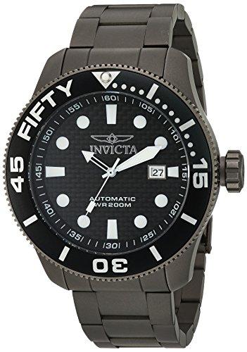Invicta Men s TI-22 Automatic-self-Wind Watch with Titanium Strap, Grey, 24 Model 22324