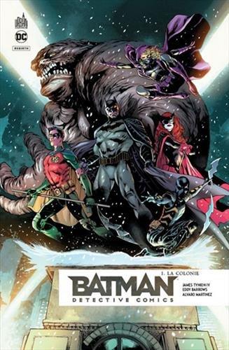 guide lecture batman rebirth
