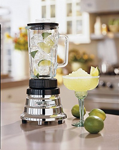 waring chrome blender - 1