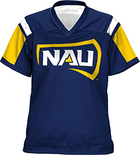 Storm Football Jersey - ProSphere Northern Arizona University Women's Football Jersey (Thunderstorm) FD211