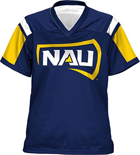 ProSphere Northern Arizona University Women's Football Jersey (Thunderstorm) FD211 ()