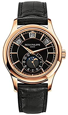 Patek Philippe Complications Annual Calendar 40mm Rose Gold Watch 5205R-010 by Patek Philippe