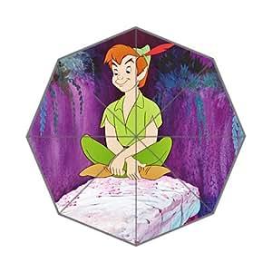 SWEETFOX Peter Pan Waterproof Polyester Pongee Custom Foldable Umbrella 02